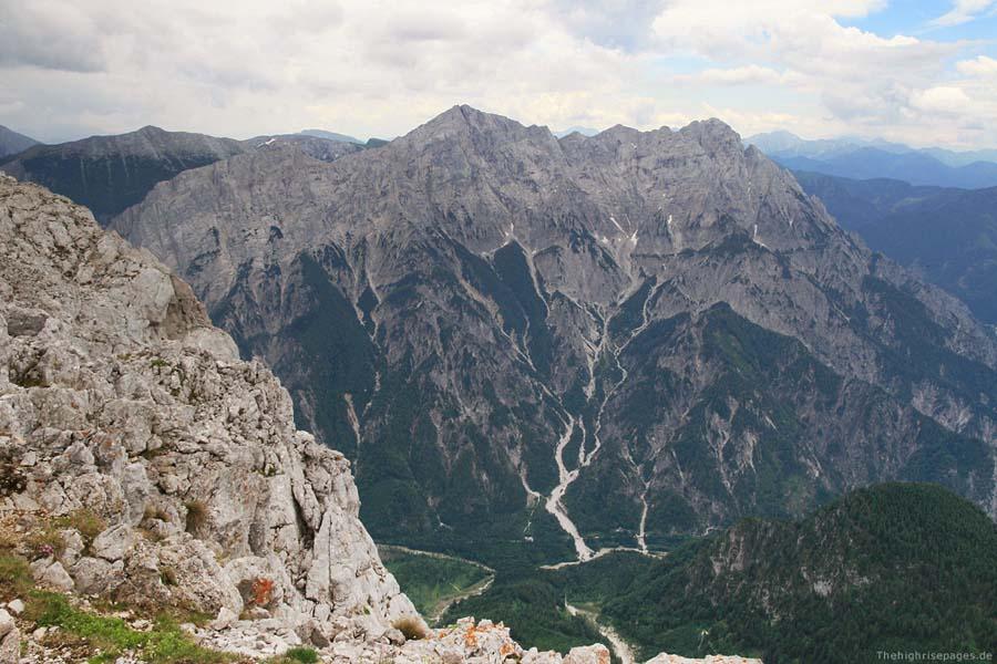Klettersteig Buchstein : Bergtouren großer buchstein