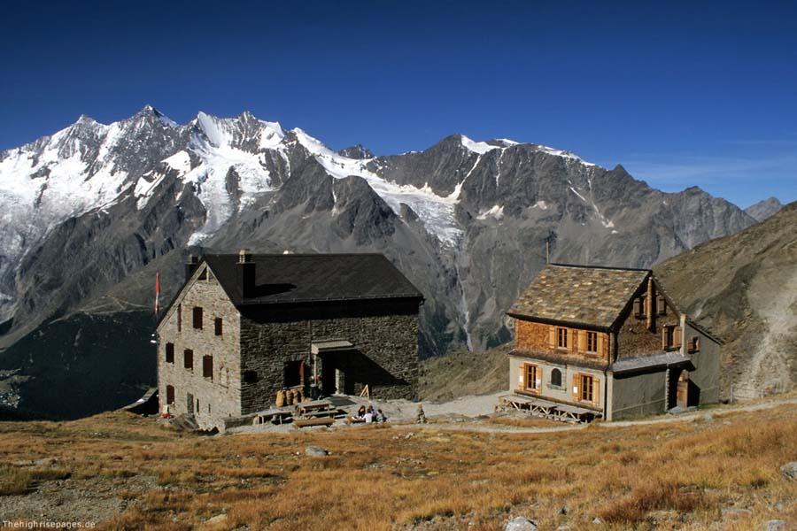 Foto Weissmieshütte